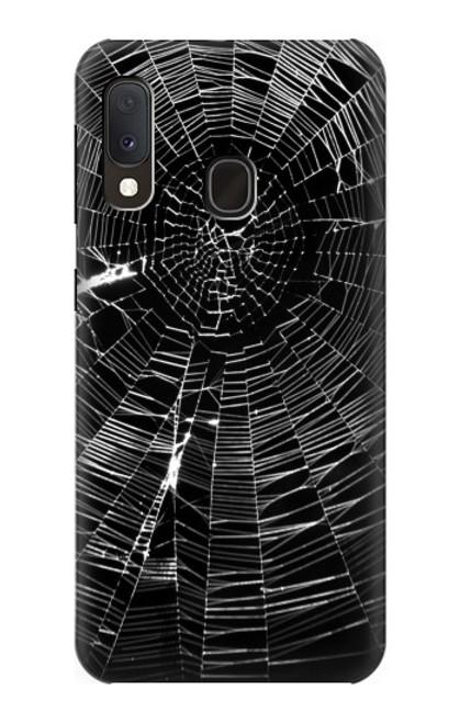 S2224 Spider Web Case For Samsung Galaxy A20e