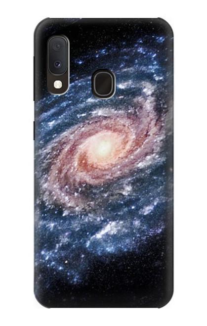 S3192 Milky Way Galaxy Case For Samsung Galaxy A20e