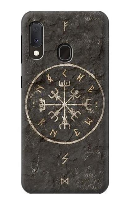 S3413 Norse Ancient Viking Symbol Case For Samsung Galaxy A20e