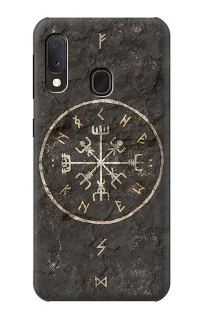 S3413 Norse Ancient Viking Symbol Case For Samsung Galaxy A20e