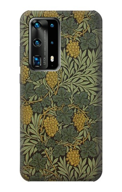 S3662 William Morris Vine Pattern Case For Huawei P40 Pro