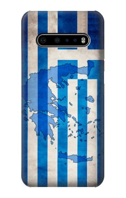 S2970 Greece Football Soccer Case For LG V60 ThinQ 5G