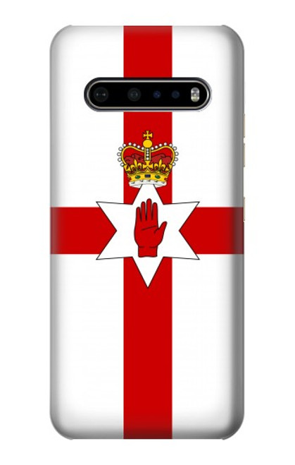 S3089 Flag of Northern Ireland Case For LG V60 ThinQ 5G