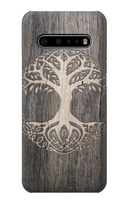 S3591 Viking Tree of Life Symbol Case For LG V60 ThinQ 5G
