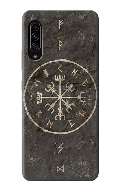 S3413 Norse Ancient Viking Symbol Case For Samsung Galaxy A90 5G