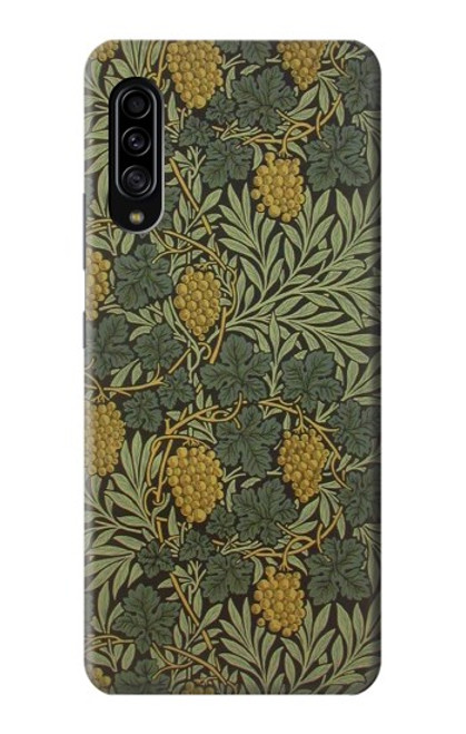 S3662 William Morris Vine Pattern Case For Samsung Galaxy A90 5G