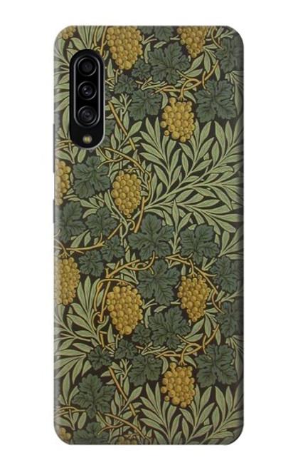 S3662 William Morris Vine Pattern Case For Samsung Galaxy A90 5G
