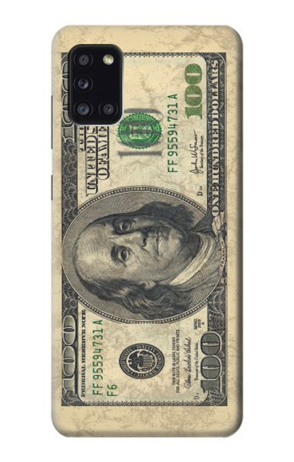 S0702 Money Dollars Case For Samsung Galaxy A31