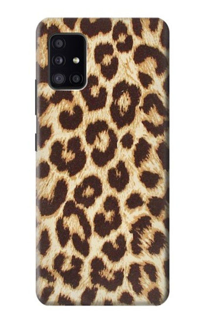 S2204 Leopard Pattern Graphic Printed Case For Samsung Galaxy A41