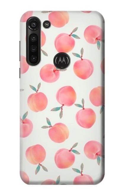 S3503 Peach Case For Motorola Moto G8 Power