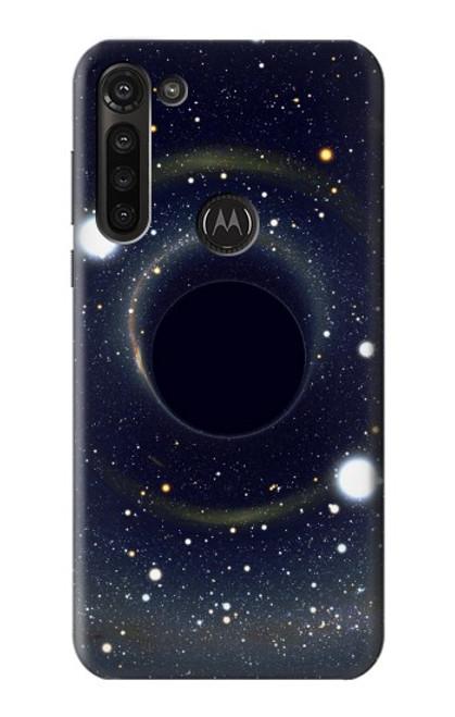 S3617 Black Hole Case For Motorola Moto G8 Power