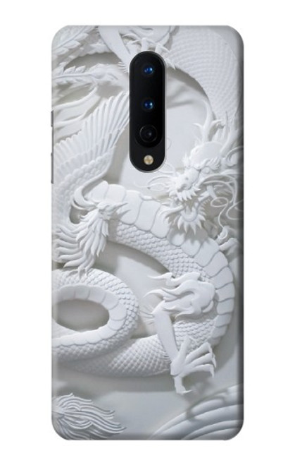 S0386 Dragon Carving Case For OnePlus 8