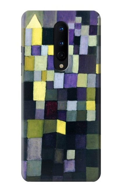 S3340 Paul Klee Architecture Case For OnePlus 8
