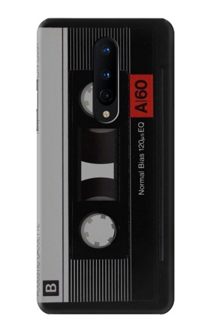 S3516 Vintage Cassette Tape Case For OnePlus 8