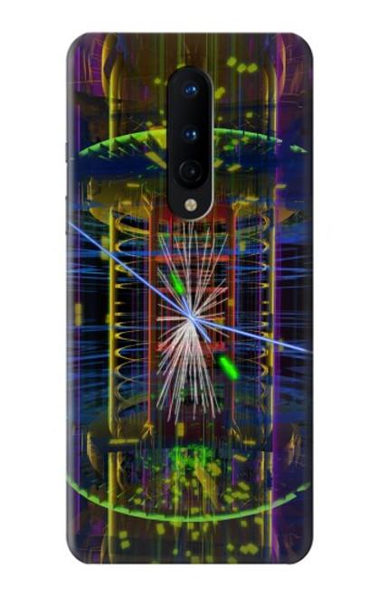 S3545 Quantum Particle Collision Case For OnePlus 8