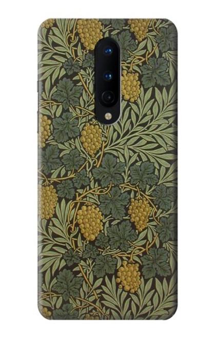 S3662 William Morris Vine Pattern Case For OnePlus 8
