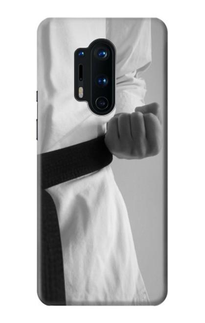 S1931 Black Belt Karate Case For OnePlus 8 Pro