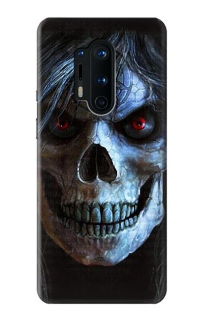 S2585 Evil Death Skull Pentagram Case For OnePlus 8 Pro