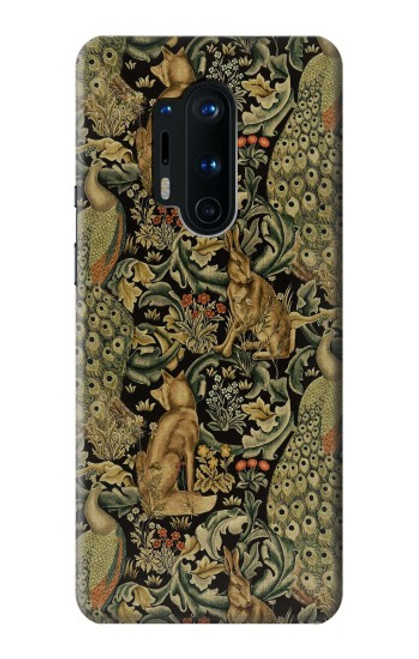 S3661 William Morris Forest Velvet Case For OnePlus 8 Pro