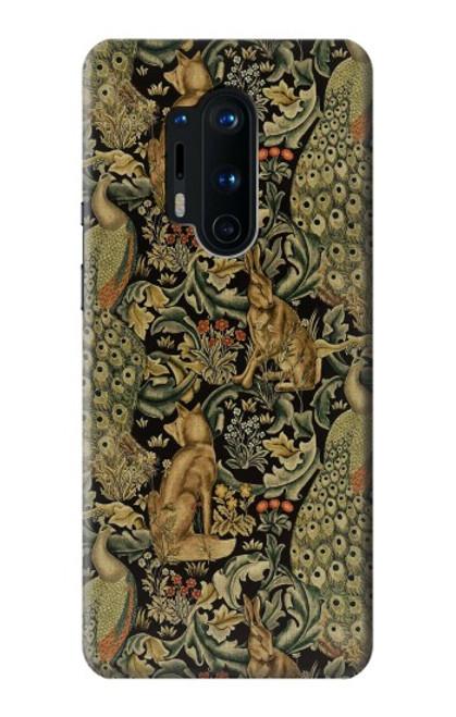 S3661 William Morris Forest Velvet Case For OnePlus 8 Pro