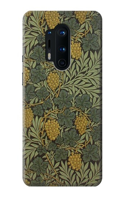 S3662 William Morris Vine Pattern Case For OnePlus 8 Pro
