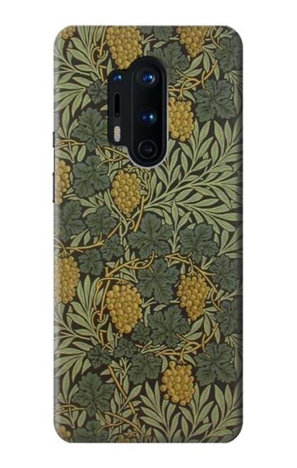 S3662 William Morris Vine Pattern Case For OnePlus 8 Pro