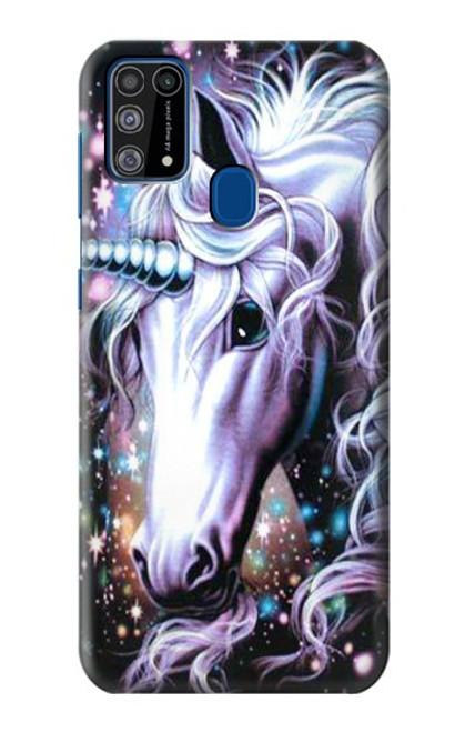 S0749 Unicorn Horse Case For Samsung Galaxy M31