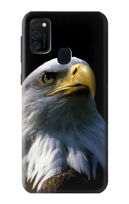 S2046 Bald Eagle Case For Samsung Galaxy M21