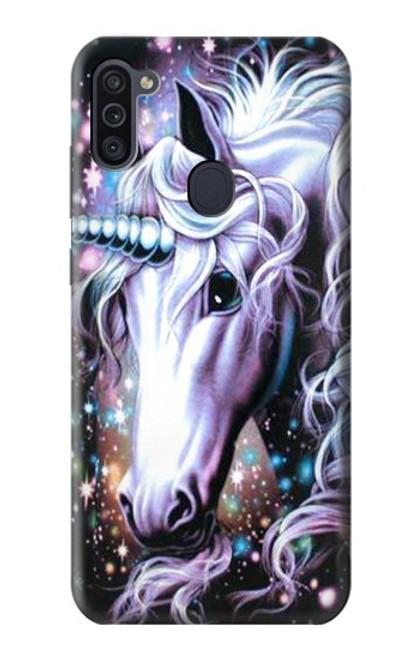 S0749 Unicorn Horse Case For Samsung Galaxy M11