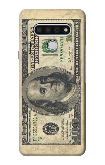 S0702 Money Dollars Case For LG Stylo 6