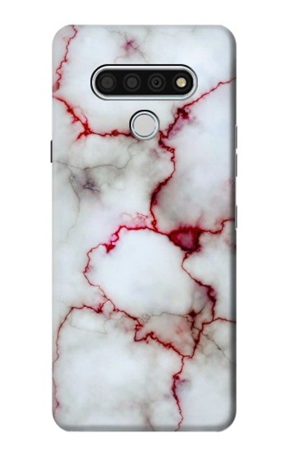 S2920 Bloody Marble Case For LG Stylo 6