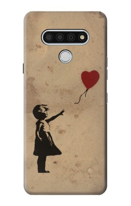 S3170 Girl Heart Out of Reach Case For LG Stylo 6