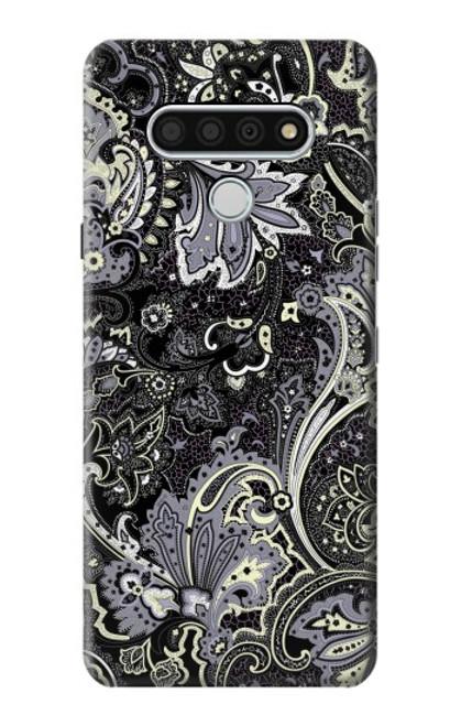 S3251 Batik Flower Pattern Case For LG Stylo 6