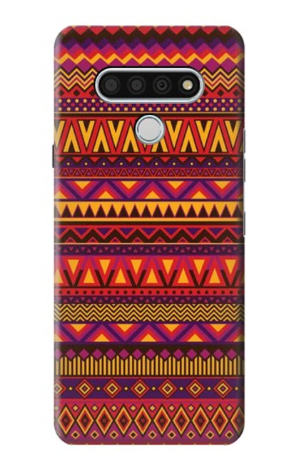 S3404 Aztecs Pattern Case For LG Stylo 6