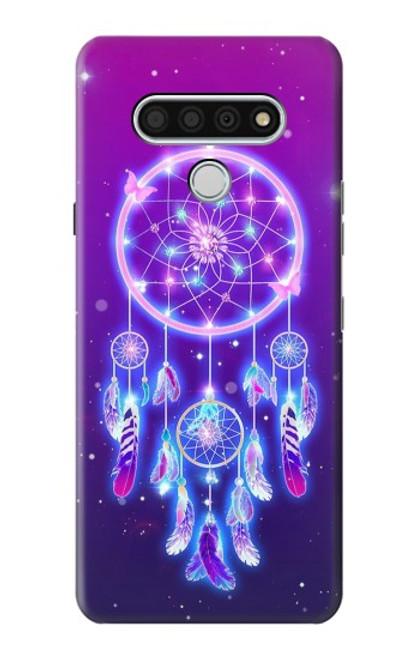 S3484 Cute Galaxy Dream Catcher Case For LG Stylo 6