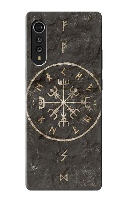 S3413 Norse Ancient Viking Symbol Case For LG Velvet