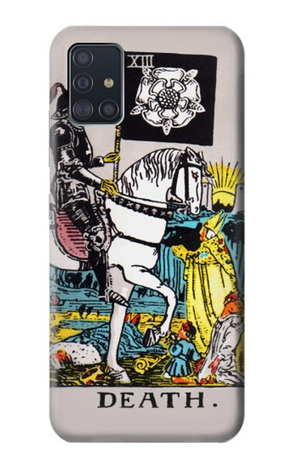 S3008 Tarot Card Death Case For Samsung Galaxy A51 5G