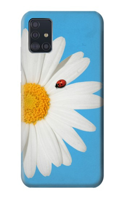 S3043 Vintage Daisy Lady Bug Case For Samsung Galaxy A51 5G