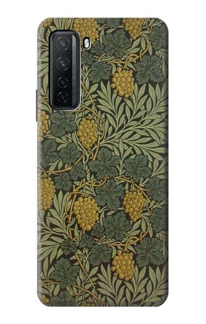 S3662 William Morris Vine Pattern Case For Huawei P40 lite 5G