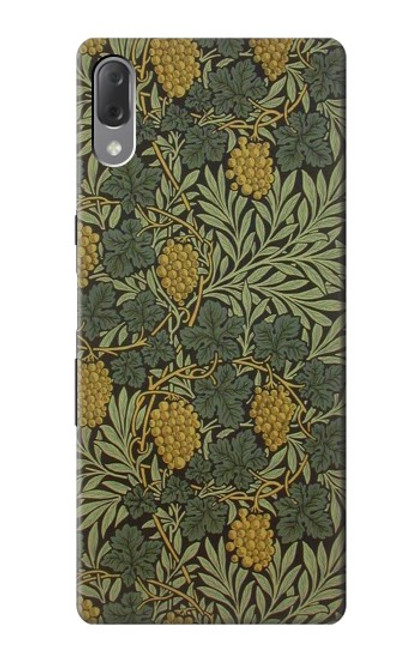 S3662 William Morris Vine Pattern Case For Sony Xperia L3