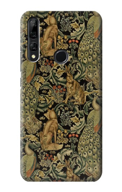 S3661 William Morris Forest Velvet Case For Huawei Y9 Prime (2019)
