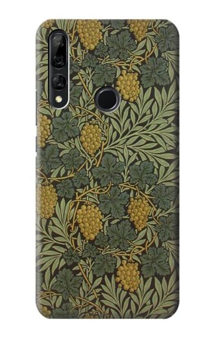 S3662 William Morris Vine Pattern Case For Huawei Y9 Prime (2019)