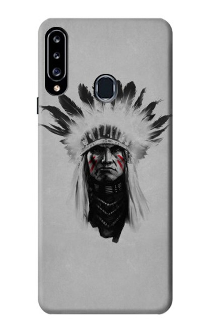 S0451 Indian Chief Case For Samsung Galaxy A20s