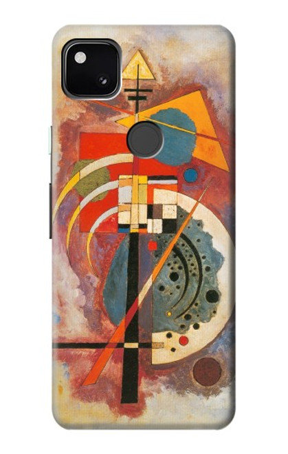 S3337 Wassily Kandinsky Hommage a Grohmann Case For Google Pixel 4a