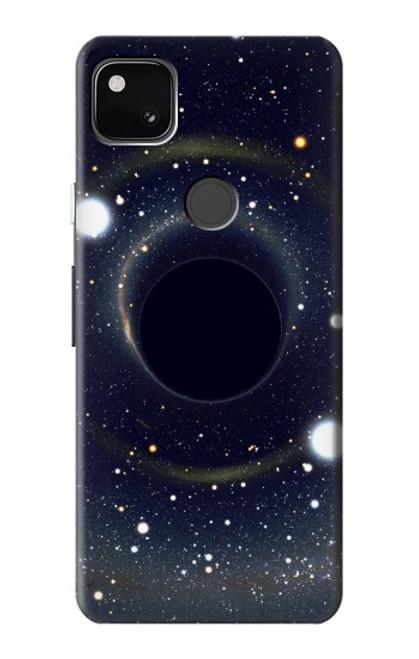 S3617 Black Hole Case For Google Pixel 4a