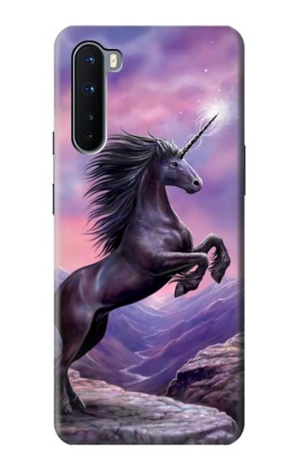 S1461 Unicorn Fantasy Horse Case For OnePlus Nord