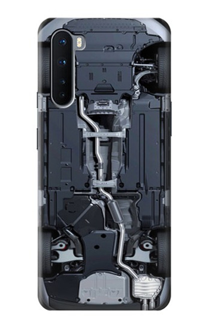 S2926 Car Underbody Case For OnePlus Nord