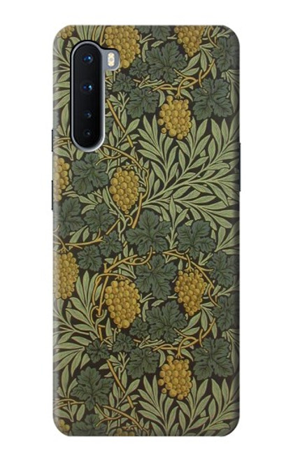 S3662 William Morris Vine Pattern Case For OnePlus Nord