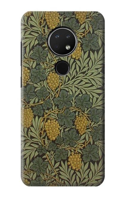 S3662 William Morris Vine Pattern Case For Nokia 6.2