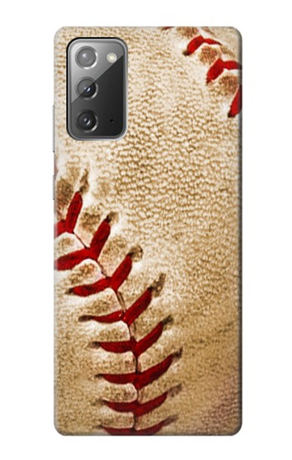 S0064 Baseball Case For Samsung Galaxy Note 20